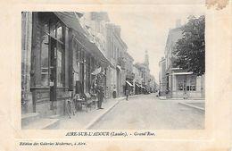 40     Aire Sur L'adour      Grande Rue - Aire