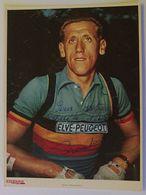Jan BRANKART - Signé / Dédicace Authentique / Autographe - Cyclisme