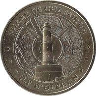 2012 MDP371 - SAINT DENIS D'OLERON 3 - Phare De Chassiron / MONNAIE DE PARIS - Monnaie De Paris