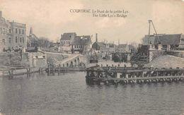 Le Pont De La Petite Lys - Kortrijk - Courtrai - Kortrijk