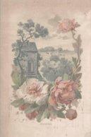 PAYSAGE ET FLEURS  PIVOINE - Fleurs