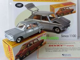 SIMCA 1100 - 1407 DINKY ATLAS - Dinky