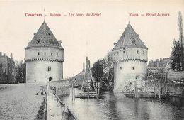 Ruines Les Tours De Broel - Kortrijk - Courtrai - Kortrijk
