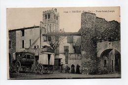 - CPA BAIXAS (66) - Porte Saint-Joseph (avec Personnages) - Edition Brun 1149 - - France