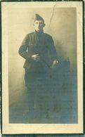 WO1 / WW1 - Doodsprentje Louis Leopold Pierre Van Hoovorst - Saint-Symphorien (FR) / Hoogstade - Gesneuvelde - Décès