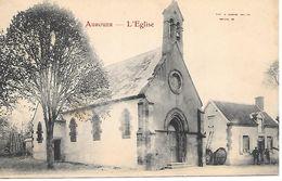 03    Aurouer     Place De L'église - France