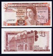 GIBILTERRA (GIBRALTAR)   :  1 Pound - P20e - 1988 -  UNC - Gibilterra