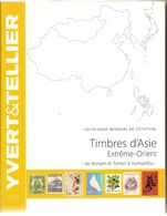 Catalogue Yvert&Tellier Timbres D'Asie (Extrême-Orient) - Année 2015 - Postzegelcatalogus