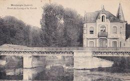 Montargis : Pont Du Loing Et Le Tivoli - Montargis