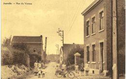 JEMEPPE SUR MEUSE   Rue Du VOROUX. - Juprelle