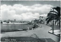 MILAZZO  MESSINA  Il Porto  Ship  Paquebot - Messina