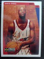 NBA - UPPER DECK 1997 - ROCKETS - RODRICK RHODES - 1990-1999