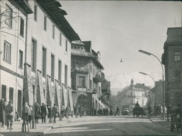 Postcard Zakopane Ulica Krupówki 1963  - Poland