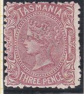 Tasmania 1880 P.11.5 SG 161 Mint Hinged - Neufs
