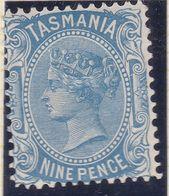 Tasmania 1903 P.12.5 SG 242e Mint Hinged - Neufs