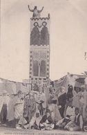 AGON COUTAINVILLE  KERMESSE PLAGE MAROC - Autres Communes