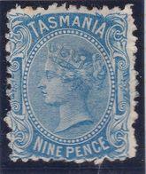 Tasmania 1871 P.12 SG 154 Mint Hinged - Neufs