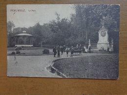 Péruwelz - Le Parc --> Beschreven 1901 - Peruwelz