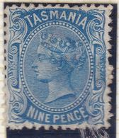 Tasmania 1896 P.12 SG 227a Mint Hinged - Neufs