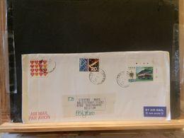 87/848  LETTRE   HONG KONG CHINA - 1997-... Chinese Admnistrative Region