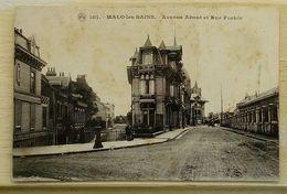59 Malo Les Bains Avenue About Et Rue Forbin - Malo Les Bains