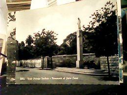OLBIA VIALE PRINCIPE DI PIEMONTE MONUMENTO AL SACRO CUORE  VB1955  HQ9335 - Olbia