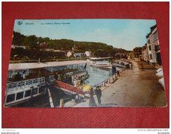 DINANT  -  Les Bateaux  Namur Touriste  -  1911  - - Dinant