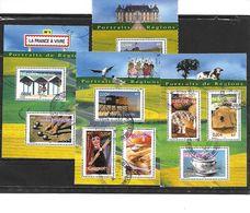 FRANCE 3559à3666/3668 Oblitérés Rond - Used Stamps