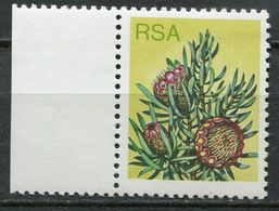 South Africa Mi# 517 X (SACC 423b) Postfrisch/MNH - Flora Protea - Large Variety - Value Omitted - África Del Sur (1961-...)