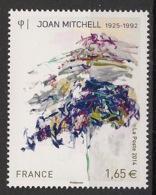 France - 2014 - N°Yv. 4849 - Tableau / Mitchell - Neuf Luxe ** / MNH / Postfrisch - Ungebraucht