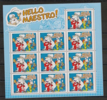 France - 2017 - N°Yv. BF139 - Bloc Hello Maestro - Neuf Luxe ** / MNH / Postfrisch - Francia