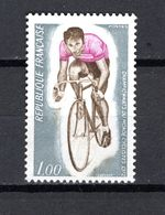 FRANCE  N° 1724    NEUF SANS CHARNIERE  COTE 1.00€    SPORT CYCLISME - Nuevos