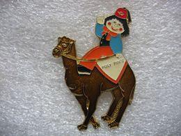 """Pin's Du Fabricant De Pin's """"Poly Pin's"""". Dromadaire - Pin's"""