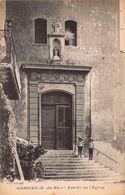CPA CABRIES (B-du-Rh) - Entrée De L'Eglise - Autres Communes