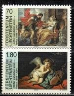 FL+ Liechtenstein 2000 Mi 1227-28 Mnh Kunst - Ungebraucht