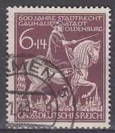 GERMANY Reich 907,used - Used Stamps