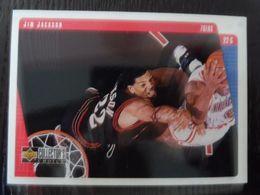 NBA - UPPER DECK 1997 - SIXERS - JIM JACKSON - 1990-1999