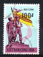 VIETNAM DU SUD. N°443 Oblitéré De 1972. Blessés De Guerre. - Militares