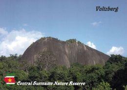 1 AK Suriname * Voltzberg - Ein 240 M Hoher Granit-Berg Im Zentral-Suriname-Naturschutzgebiet Seit 2000 UNESCO Naturerbe - Surinam