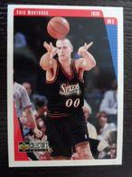 NBA - UPPER DECK 1997 - SIXERS - ERIC MONTROSS - 1990-1999