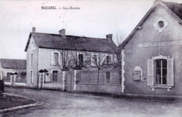 36 - Indre - DOUADIC - Les Ecoles - Sonstige Gemeinden