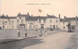 """¤¤    -   LES ESSARTS    -    Champ De Foire  -  Hôtel """" PAPON """"     -  ¤¤ - Les Essarts"""