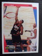 NBA - UPPER DECK 1997 - SIXERS - KEBU STEWART - 1990-1999