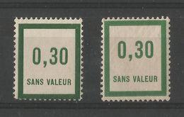 FRANCE 1932 1935 Fictifs N° 9 31 NSC / ** - Fictifs