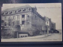 36 . COBLENCE . SIEGE DE LA H. C. I. R. . (recto/verso) ANNEE  1924 - Koblenz