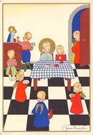 Thème Illustrateur James Pennyless. Lot De 13  Cartes:  Enfants Et Religion       (voir Scan) - Pennyless, James