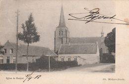 Eglise De Hechtel.  Scan - Hechtel-Eksel