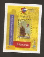 España 2002 Used - 1931-Aujourd'hui: II. République - ....Juan Carlos I