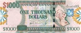 1.000 DOLLARS 2011 - Guyana