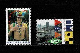 1995  Wereldjamboree En Sail Amsterdam   MNH - Unused Stamps